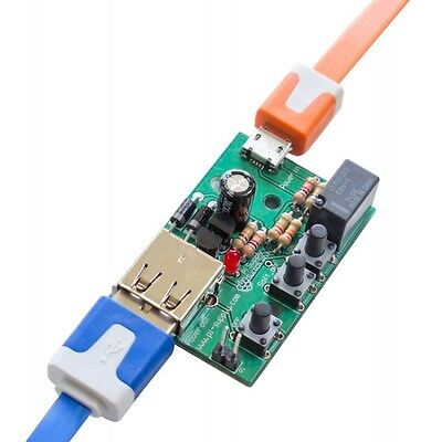 On/Off Power Supply Switch for Raspberry Pi
