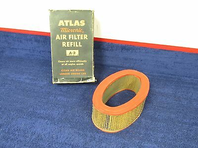 1957 Plymouth Dodge Desoto  1957-58 Chrysler  Air Filter  New  516