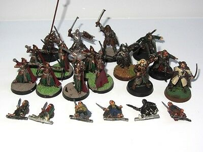 Games Workshop The Lord of the Rings  Miniatures Lot