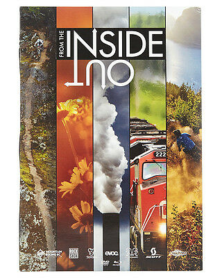 New Garage Entertainment From The Inside Out Dvd Lace Multi N/A