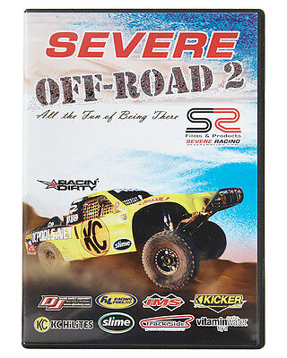 New Garage Entertainment Severe Offroad 2 Dvd Pu Multi N/A