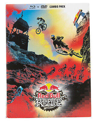 New Garage Entertainment Red Bull Rampage 2010 Dvd Video Movie Film Multi N/A