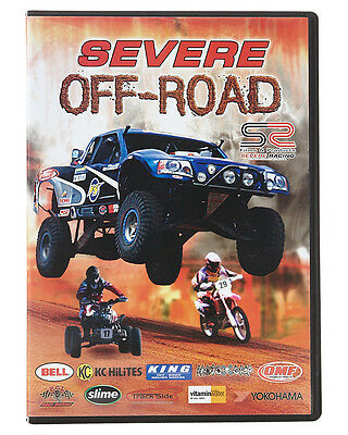 New Garage Entertainment Severe Offroad Dvd Video Movie Film Multi N/A