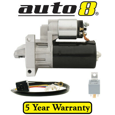 Starter Motor and Relay To Fit Holden HG HJ HQ HT HX HZ WB 253 308 V8 Petrol