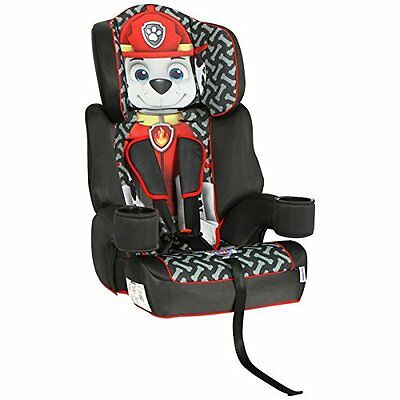 Kids Embrace Booster 1 2 3 Car Seat Paw Patrol Marshall Child Baby Safety Cover