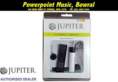 Jupiter JCM-CLK1 Clarinet Care Kit *Brand New*
