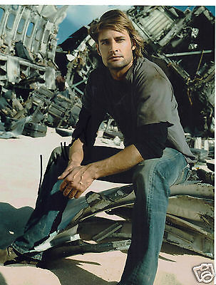 Josh Holloway American Actor Lost  Hand Signed  Photograph 10 x 8