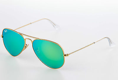 "RAY BAN RB 3025 112/19 Gr.58  AVIATOR ""LIMITED EDITION"" SONNENBRILLE NEU!"