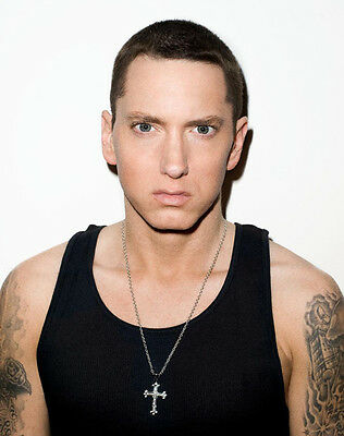 Eminem UNSIGNED photo - B1325 - Rapper, songwriter, record producer & actor