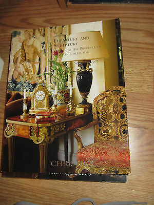 Christie's FURNITURE & SCULPTURE including roman collector New York Sept. 2007