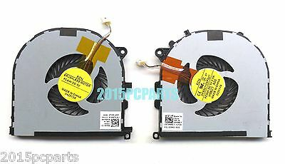 New Twins Fans for Dell XPS 15 9530 series 02PH36 0H98CT