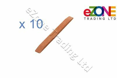 Sharpening Stone (QTY 10) for Various Doner Kebab Eclectic Knife Blade