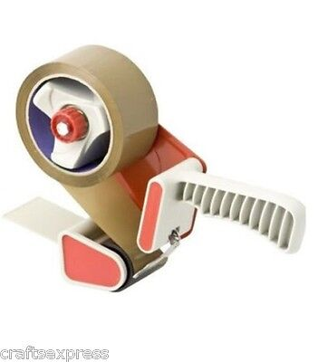 Box Sealing Tape Dispenser - Heavy Duty Gun 50mm
