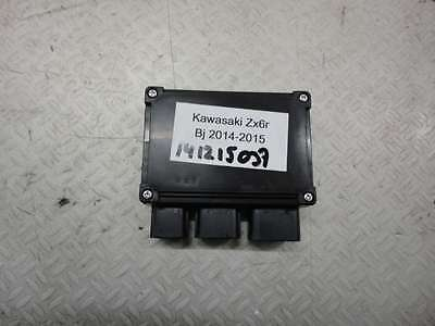 Kawasaki ZX 6 R 2013-2015 ABS Systeme (ABS System) 201185976
