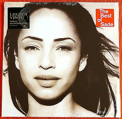 SADE - THE BEST OF SADE    Legacy  reissue  180g Vinyl  2LP  SEALED