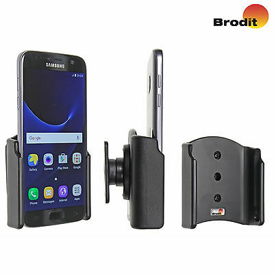 Brodit 511863  Passive Holder with Tilt Swivel  Mount  for Samsung Galaxy S7