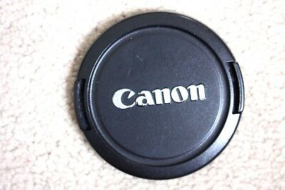 58mm Center Pinch Front Lens Cap for Canon 18-55mm cap