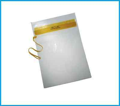 KOOKABURRA LARGE DOCUMENT POUCH - Ideal for map storage !!!