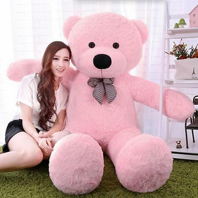GIANT BIG Hung valentine teddy bear Plush Baby soft toys doll gift-Great gift
