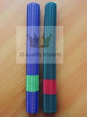5 x CRICKET BAT GRIPS - PREMIUM QUALITY - ENHANCED GRIP