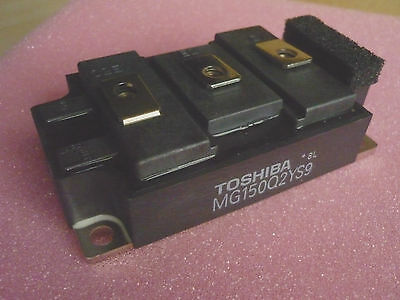 MG150Q2YS9 Toshiba IGBT GTR POWER MODULE ORIGINAL 150A 1200V