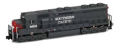 AZL  Z Scale Southern Pacific SD45 Locomotive Road Number 8801