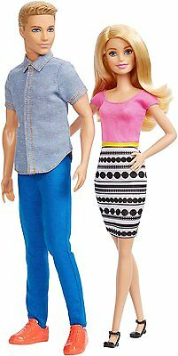 Barbie and Ken Doll 2-pack  girls will love the endless storytelling (DLH76) BBE