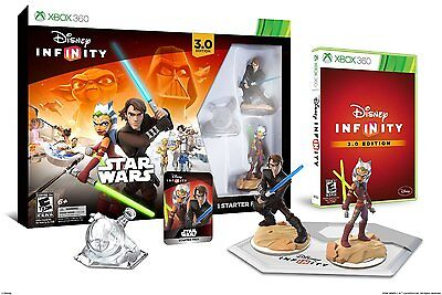 Disney Infinity 3.0 Edition Starter Pack - Xbox 360 Edition: Standard Out Bundle