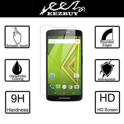 Tempered Glass Screen Protector  For Motorola Moto X Play / Droid MAXX 2