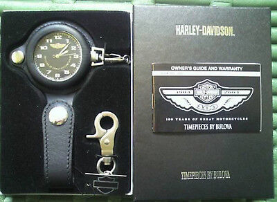 Harley-Davidson 100th Anniversary Limited Pocket Watch EMS Free tracking ship