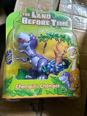land before time toys dinosaur toys chompin chomper