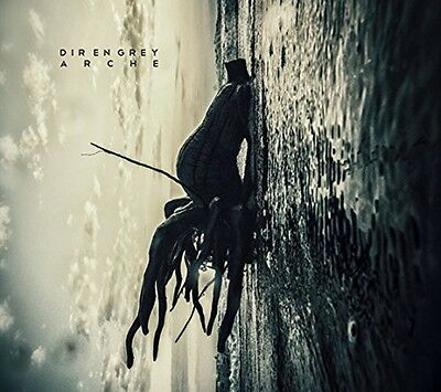 New DIR EN GREY ARCHE Limited Edition 2 CD Japan Import Free Shipping