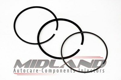 FORD FIESTA FUSION 1.4 TDCi F6JB & F6JA ENGINE STD SIZE PISTON RING SET *NEW*
