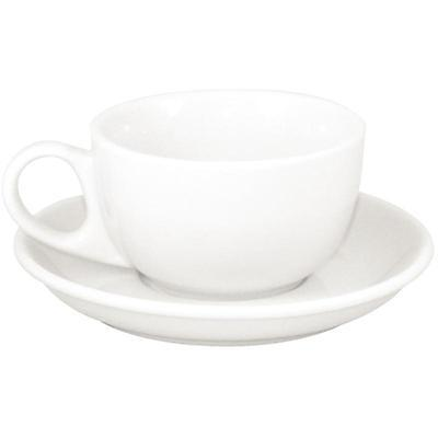Athena Cappuccino Cups and Saucers Cafe Restaurant Bistro Hotel x 48 Sets