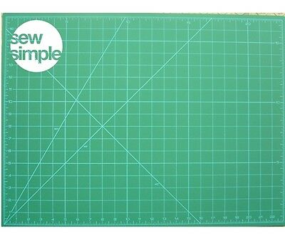 Sew Simple Quilters Self Healing Cutting Mat A2 SSN2317M