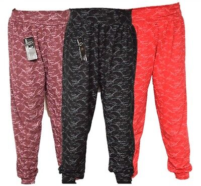 Girls Kids Print Hareem Trouser Harem Leggings Pants Dancing Trousers 5 Yrs 13