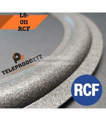 L8-011 Sospensione bordo di ricambio in foam specifico per RCF