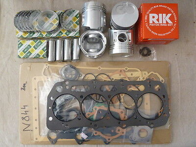 Shibaura N844T Overhaul / Rebuild Kit STD or +0.5
