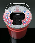 System 2000 Pad Washer for Rotary Polishers by Lake Country Plus Snappy Cleaner