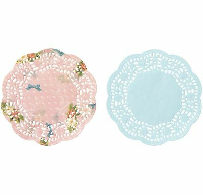 Frills & Frosting Mini Doilies, Pack 100, 10cm