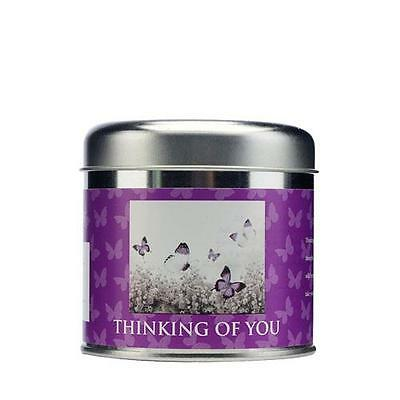 Wax Lyrical Timeless Thinking Of You Scented Candle Tin