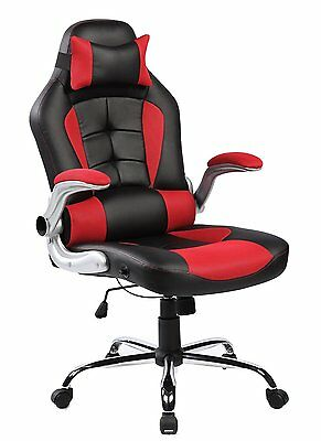 High Back Luxury Modern Racing Car Office Computer Game Chair Reclining Gaming