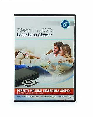 Digital Innovations Clean Dr Dvd Laser Lens Cleaner For Dvd Players And Optics