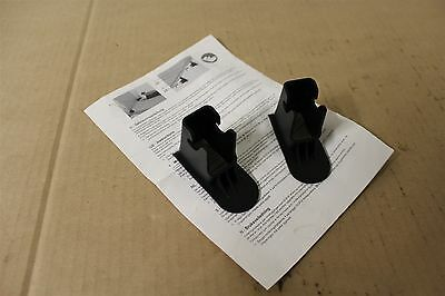 Audi Child Isofix Guide Funnel Pair 8R0019233 New genuine Audi part