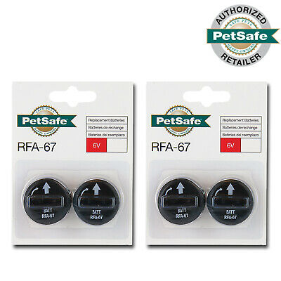 PetSafe RFA-67D-11 6V Battery for PIF-275-19 PUL-275 Dog Fence Collars