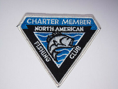 Vintage North American Fishing Club Charter Member