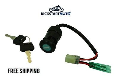 Ignition Switch and Key for Yamaha WR450F 2006 2007 2008 2009 2010 2011 2012