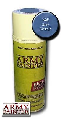 Army Painter Colour Primer Spray - Wolf Grey