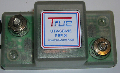 TRUE UTV-SBI-15 Dual Battery Isolator for UTV (Best Product Rating)
