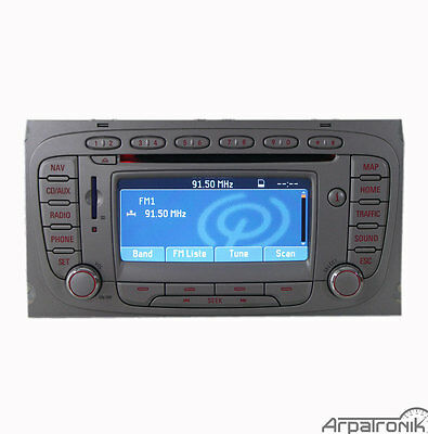 Ford TravelPilot FX Navigation Reparatur